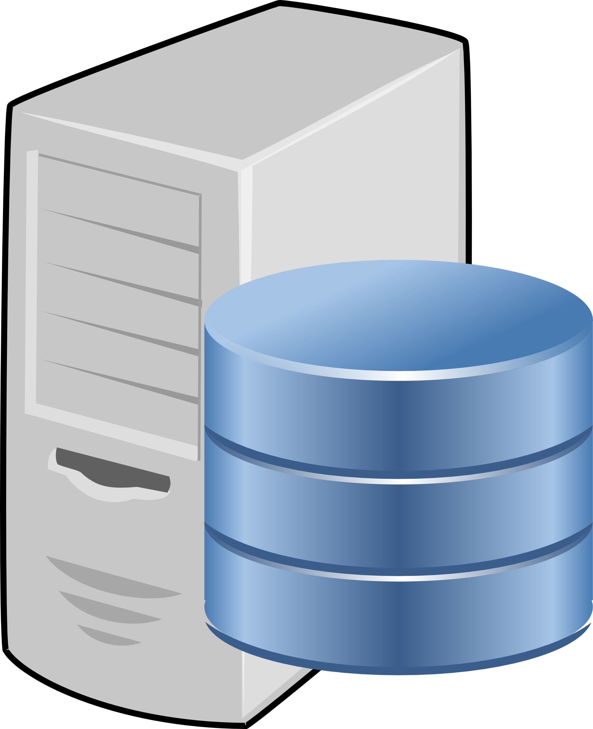 Rules access external data by querying database