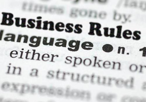 Business Rule Language