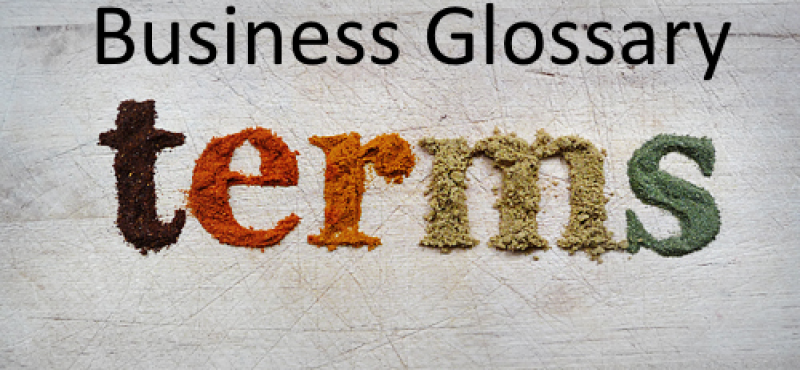 Business Glossary