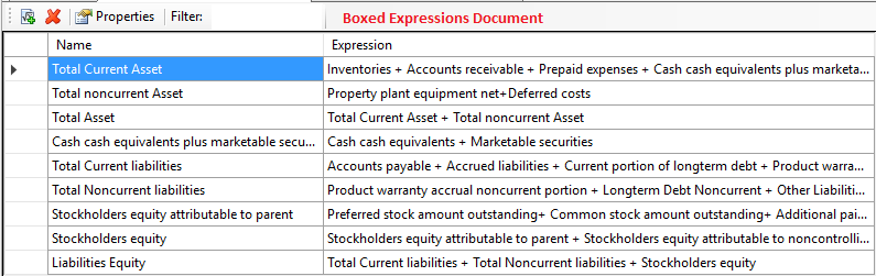 Boxed Expressions - Decision Model and Notation (DMN)