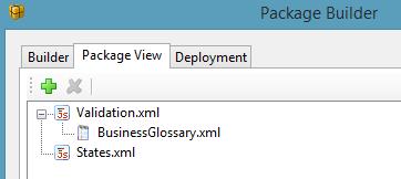 Package-builder-Multiple logic - JS BRE