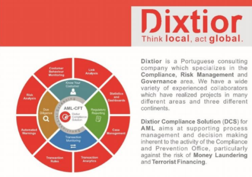 Dixtior selects FlexRule for Anti-Money Laundering Solution