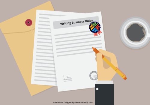 Writing Business Rules – Natural Language