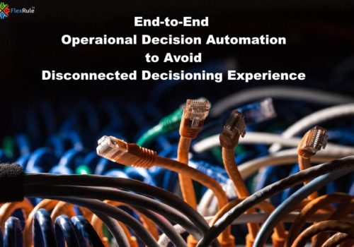 End-to-End Operational Decision Automation