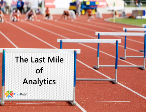 Last Mile of Analytics
