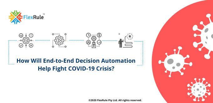 end-to-end decision automation-COVID19
