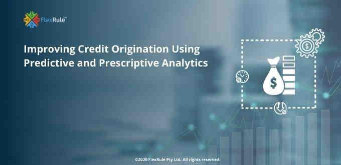 Credit origination with decision intelligence