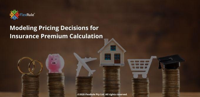 Insurance premium calculation