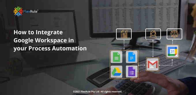 Google workspace automation