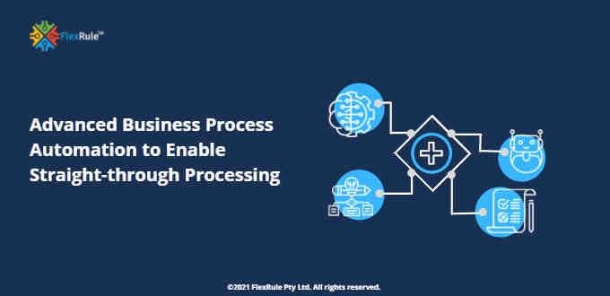 Advanced business process automation