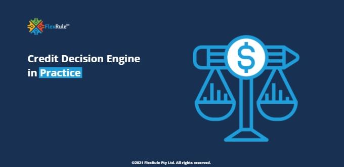 credit decision engine