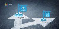 Decision engine vs rule engine